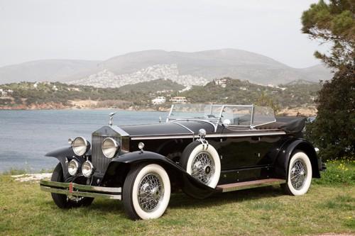 1929 Rolls-Royce Phantom I Ascot Tourer