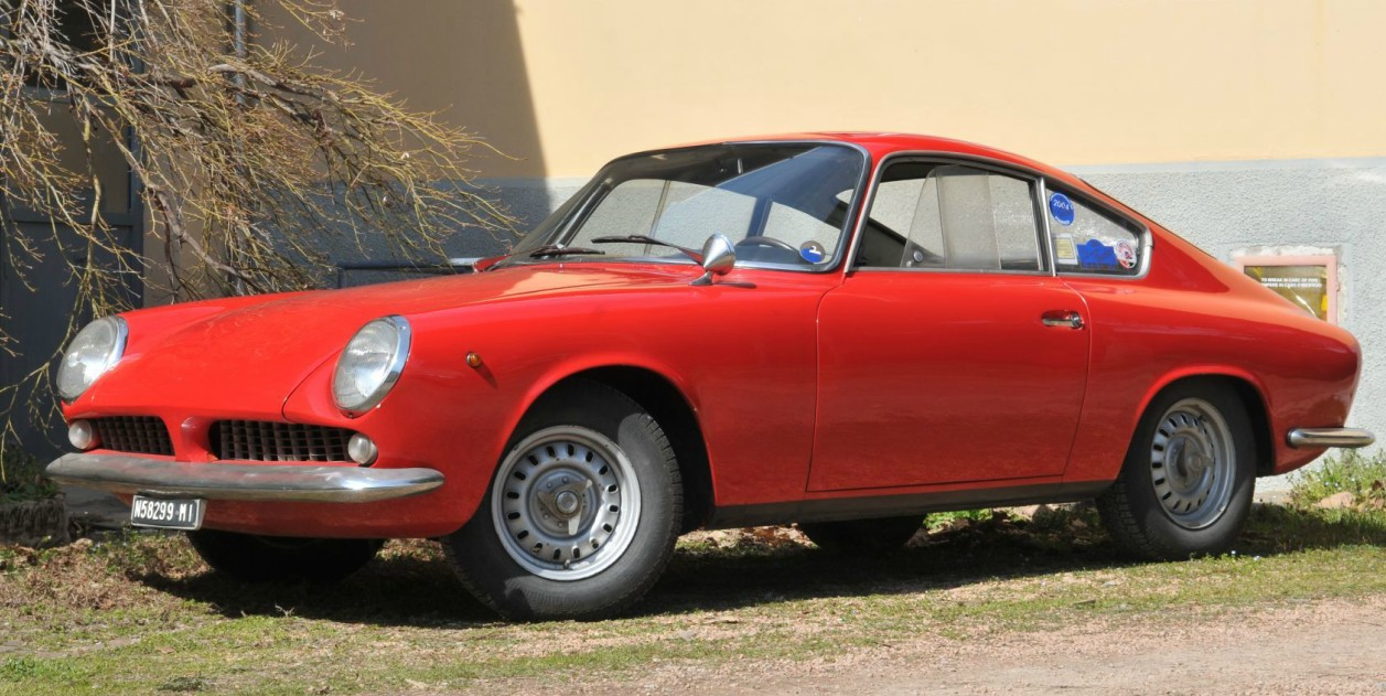 1965 ASA 411 GT