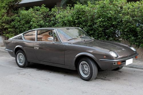1968 Fiat 125 Samantha