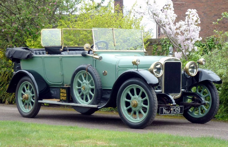 1920 Sunbeam 16hp Tourer