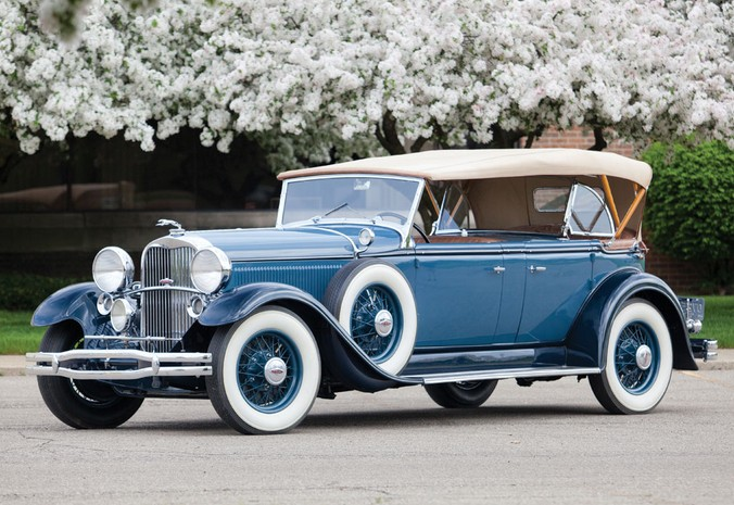 1931 Lincoln Model K Sport Phaeton