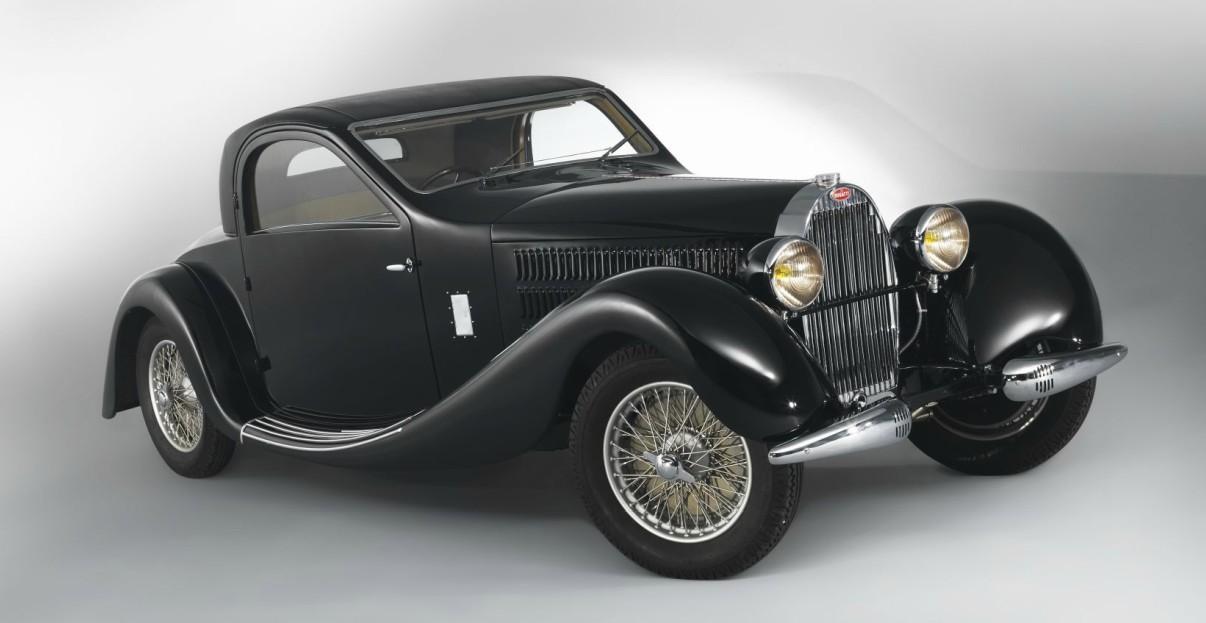 1935 Bugatti Type 57 Gangloff