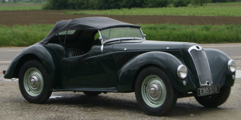 1948 Lea-Francis 14HP Roadster