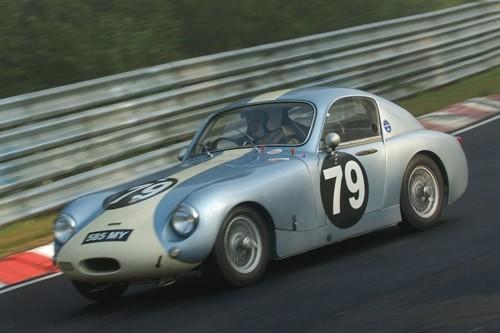 1960 Austin-Healey Speedwell GT