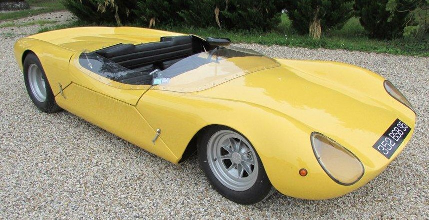 1966 Fournier-Marcadier Barquette