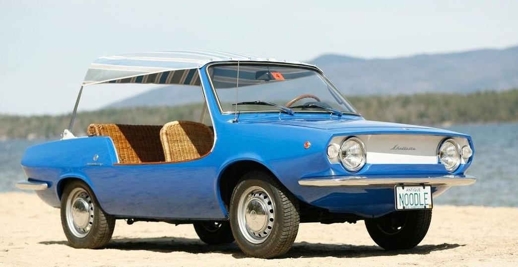 1969 Fiat Michelotti Shellette Beach Car