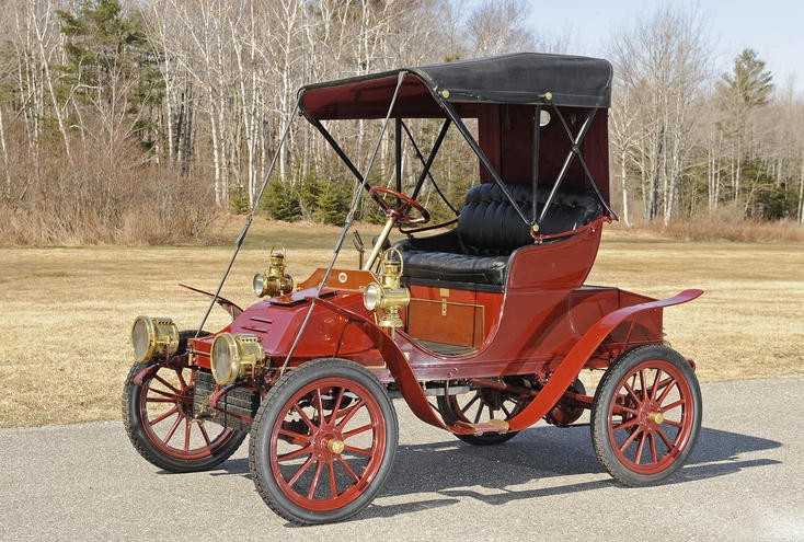 1906 Autocar Type 10 Runabout