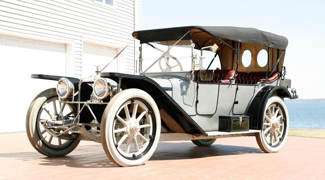 1914 American Underslung Model 644 Four-Passenger Touring