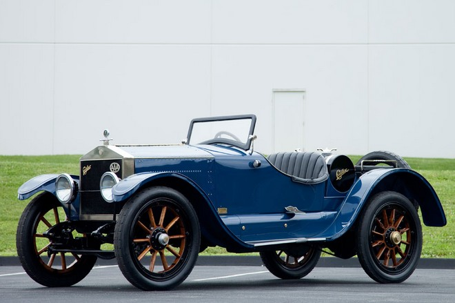 1914 Cadillac Military Sport Roadster by Schutte