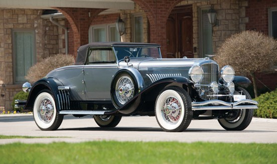 1930 Duesenberg Model J-331 Convertible Coupe by Murphy