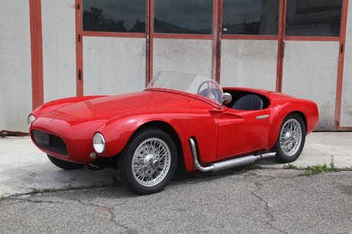 1954 Moretti 750 Spider Bialbero