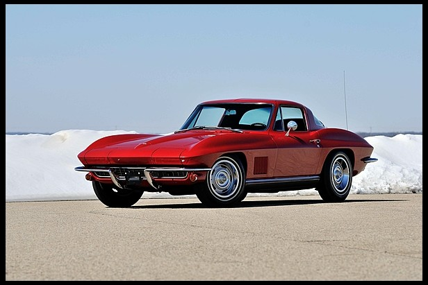 1967 Chevrolet Corvette 327-350 Coupe