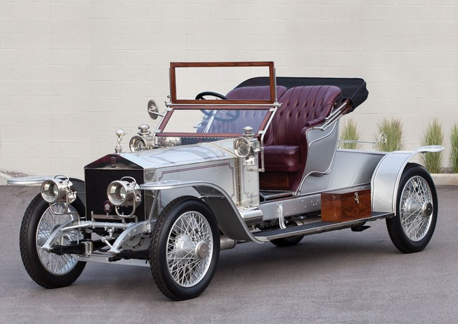 1911 Rolls-Royce 4050 HP Silver Ghost Roadster