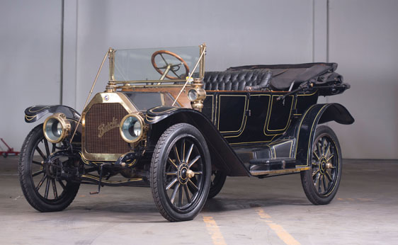 1912 Buick Model 35 Touring