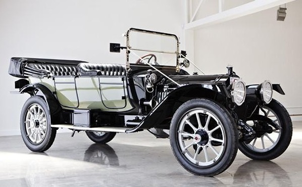 1914 Packard 1-38 Five Passenger Phaeton