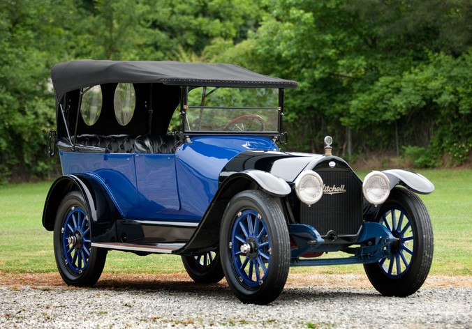 1915 Mitchell Light Six Six-Passenger Touring