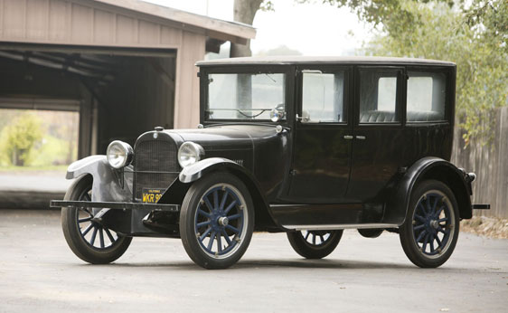 1924 Dodge Four-Door Sedan