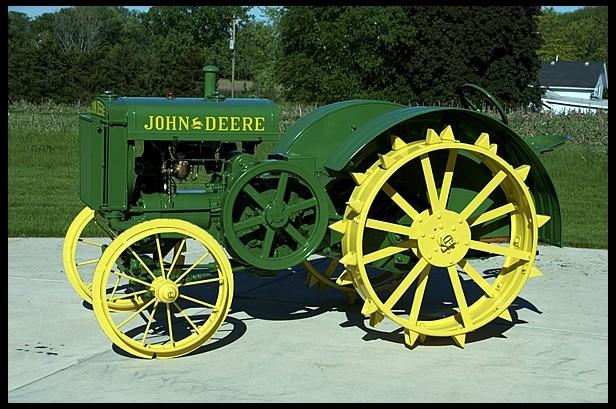 1924 John Deere D