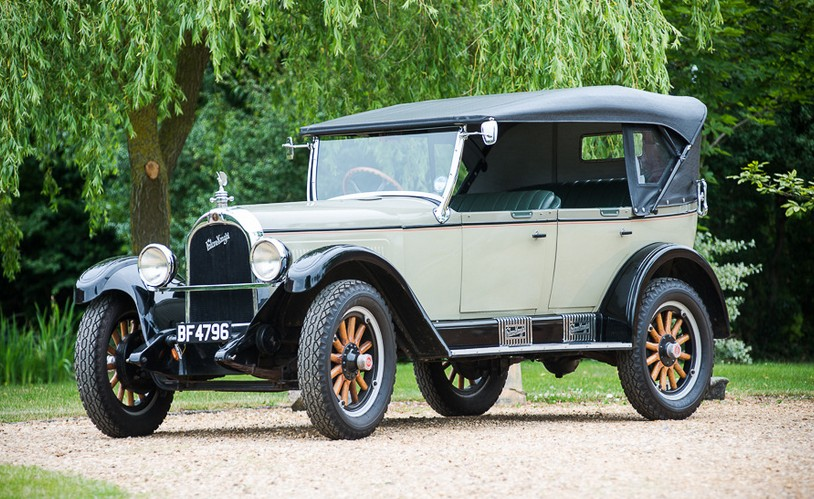 1927 Falcon-Knight 10 Tourer
