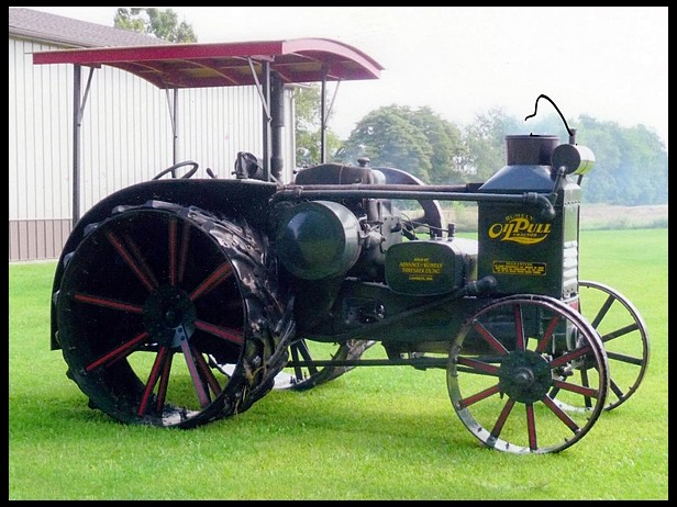 1927 Rumely Oilpull M 20-35