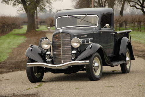 1935 REO Speed-Wagon Model 6AP Pickup