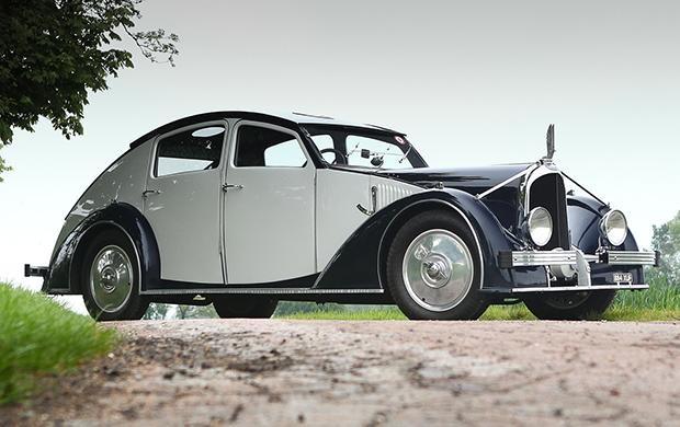 1935 Voisin C25 Aerodyne