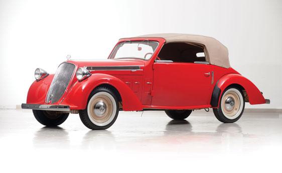 1939 Steyr 220 Cabriolet