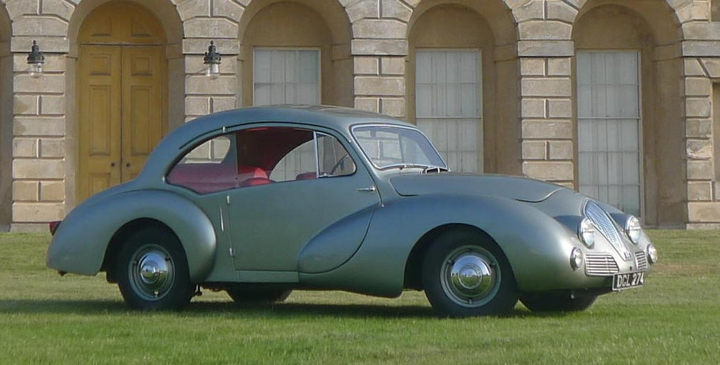 1948 Healey Duncan Saloon