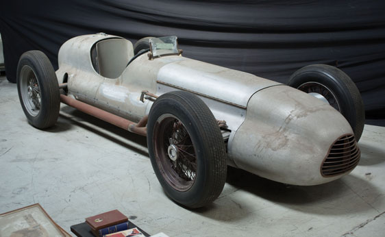 1950 Pearson-Kurtis FWD