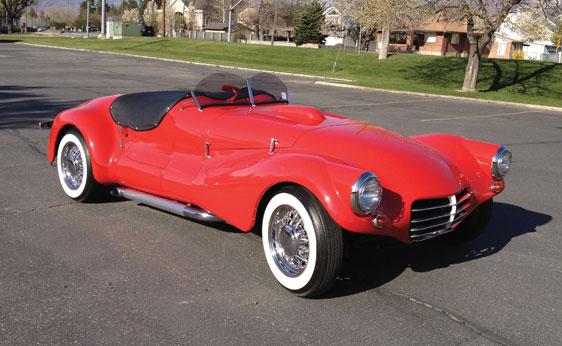 1953 Bohman Special Roadster