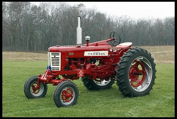 1957 Farmall 350