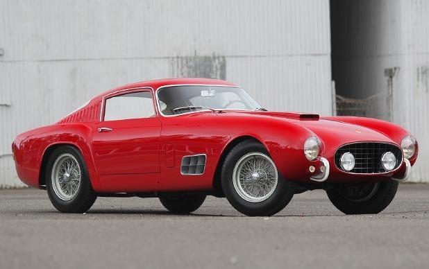 1957 Ferrari 250 GT 14-Louver Berlinetta