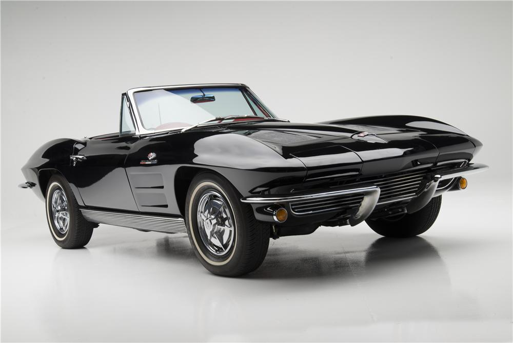 1963 Chevrolet Corvette Convertible 327-360