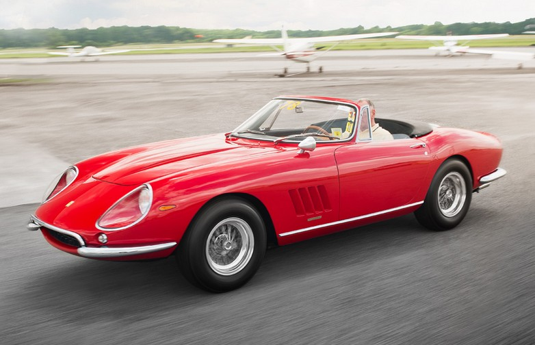 1967 ferrari california