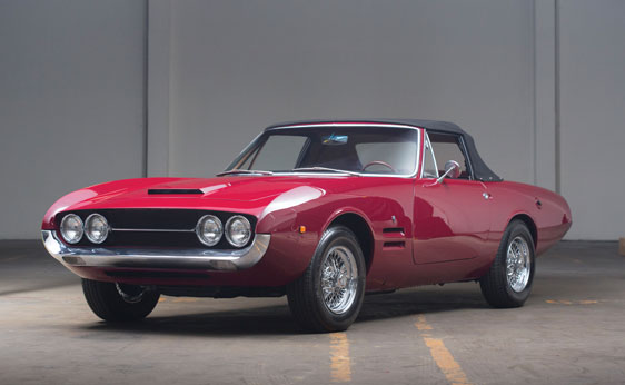 1967 Ghia 450SS Convertible