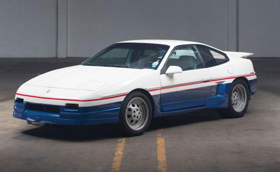 1988 Pontiac Fiero Concept