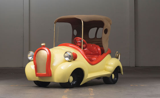 2000 Cinema Vehicle Services Whoville Family Sedan