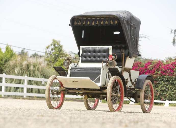 1902 Knox Model C Runabout