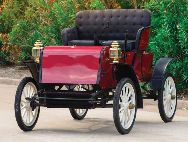 1903 Stevens-Duryea Model L Stanhope