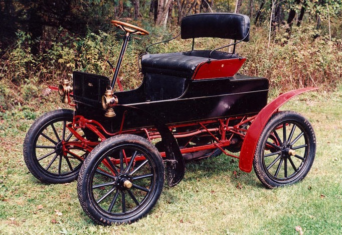 1907 Jewel Model B 8hp Runabout