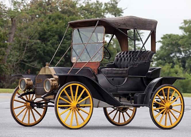1910 Schacht Model K Runabout