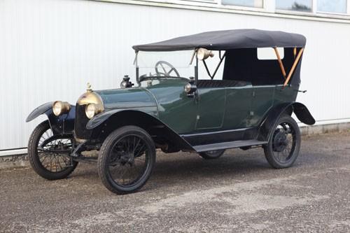 1913 Philos Ballot Double Phaeton