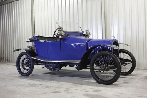 1913 Warne 8hp Cyclecar
