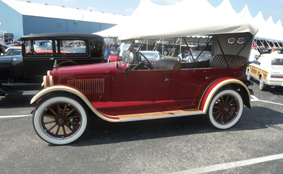 1919 Columbia Six Five-Passenger Touring
