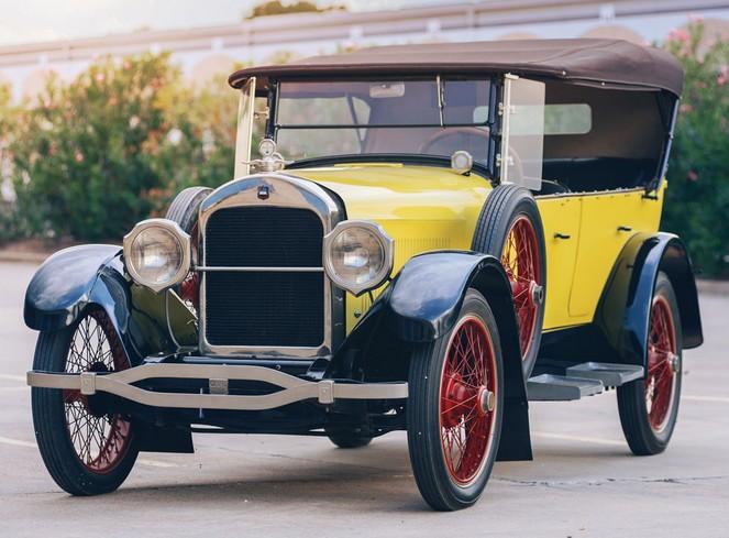 1922 Liberty Six Model 10-D Special Touring