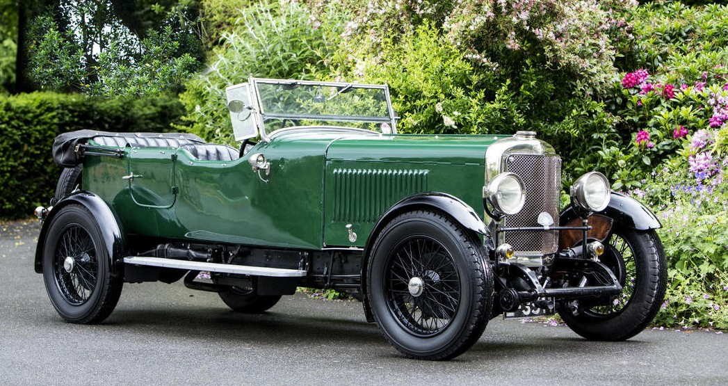 1926 Sunbeam 3-Litre Super Sports Twin Cam Tourer