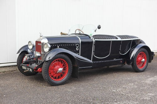 1928 Genestin DS8 Double Phaeton by J. Pessel-Annonay