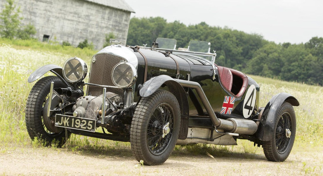 1931 Bentley 4.25-Liter Supercharged Le Mans