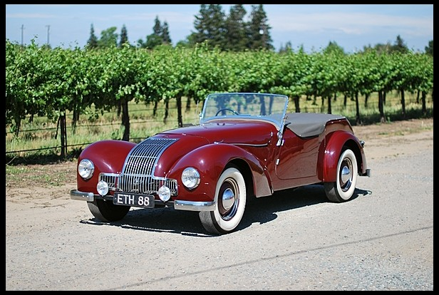 1948 Allard L-Type Roadster
