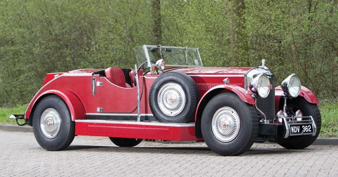 1948 Austin VM 30 Cabriolet